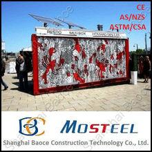Economical and Portable PVC Kiosk