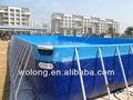 2013 venda quente inflável piscinas