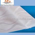 100% Cotton Fabric White Stripe For Home Textile