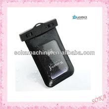 PVC waterproof phone pouch bag Mobile phone PVC waterproof case