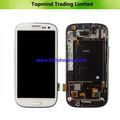 قطع الغيار للهاتف المحمول لشركة سامسونج شاشة lcd i9300