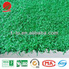 Beautiful green plastic turf grass for gateball for gym,hot-sale production !!!
