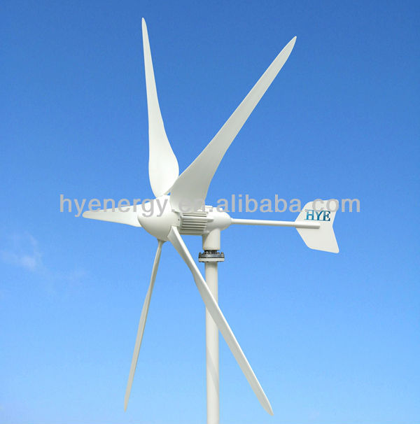 Wind Turbine 1KW System, wind energy power generators low price for sale