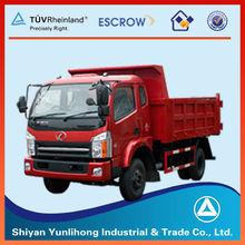 Sitom 4x2 4T Dump Truck 6 Wheeler Truck