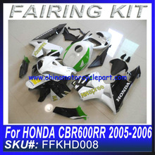 For HONDA CBR600 RR 2005 2006 aftermarket Fairings FFKHD008