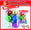 2014 Christmas decorative balls for christmas gift