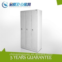 Steel Powder Coating cheap wardrobe closet steel furniture