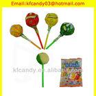 20g good taste yogurt lollipop/lollipop candy/ball lollipop