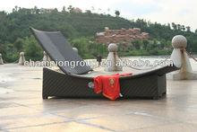 AR-6091B french design swimming pool sun lounger/Sun bed