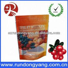 plastic bag food vacuum sealer with zipper