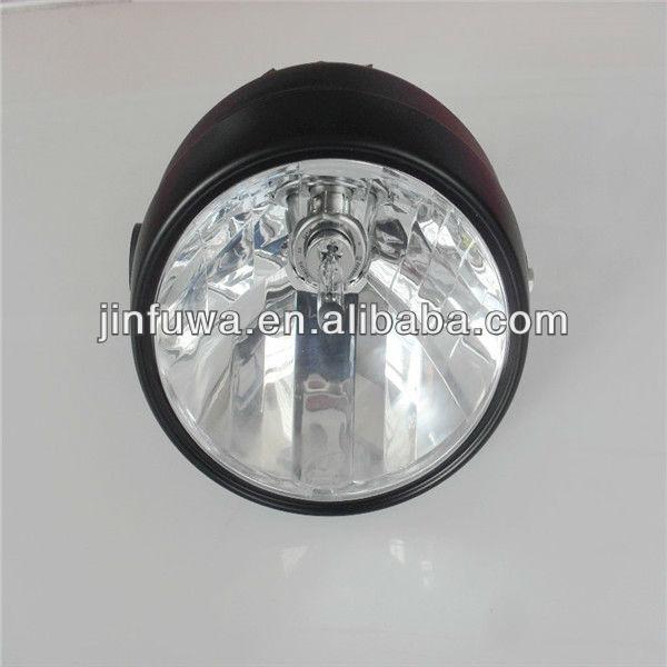 Motorcycle parts for YBR125 FACTORY motor head lamp