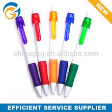 Jumbo Rubber Grip 2 Color Promotion Ball Pen