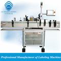 Automático de auto adhesivo botella de vidrio para la industria química máquinadeetiquetado 0086-18917387699