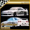 For Nissan Skyline R32 GTR BN Style Full Bumper Body Kit