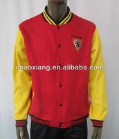 Tennis Custom Wool Fleece Varsity Jacket With Private Logo