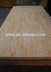 18mm rubberwood New Zealand pine teak wood finger joint board