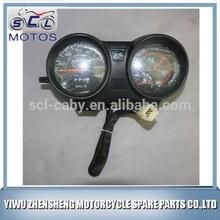 SCL-2012110579 motorcycle speedometer,CG125 FAN motorcycle speedometer