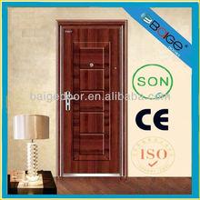 (BG-S9006B) industry steel security door