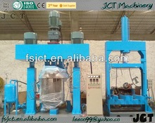 Vacuum mixing pump plastering machines for chemical industry