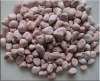 Pink tumbled Pebble Stone