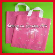 100% biodegradable plastic fashion shopping bags
