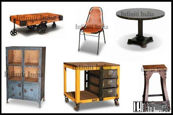 industrial de muebles