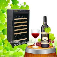 JF-54S 54 bottles home appliance mini refrigreator wine dispenser cooler