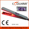 NEW Second generation infrared ultrasonic flat iron cold hair straightener