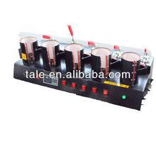 Digital mug printing Machine,5-1 combo heat transfer sublimation machine