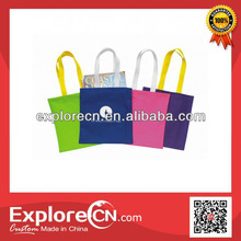 Recycle Small Size Non Woven Notebook Tote