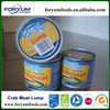 Frozen Canned Crab Meat