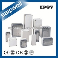 IP68 ABS Waterproof Plastic Box