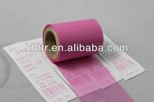 Wash/resin pink ribbon