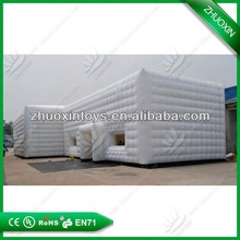 Big white color for large inflatable marquee