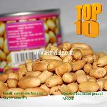 Crispy salted roasted peanuts/crop popular snacks