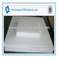 White PTFE Resin Molded sheet