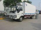 1-3Tons light freezer trucks for sale/ice cream truck for sale