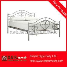 2014 bedroom furniture metal bed