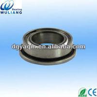 China MF95 flange miniature bearings 5x10.2x3mm flange type bearing