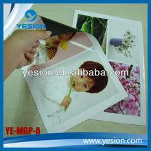 Inkjet printng magnetic photo paper/magnet fridge paper A3 A4 Professional manufacturer