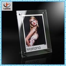 2015 new style latest acrylic photo frame