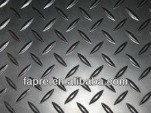 auto car truck waterproof rubber diamond pattern easy cleaning mat matting floor flooring pad