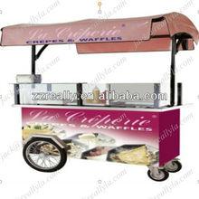 High quality street and scenic spot ice cream kiosk big wheels