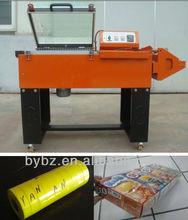 YB-5540 Advanced 2-in-1 POF Film Book Shrink Wrapping Equipment