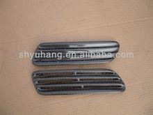 FOR 2008-2010 Mitsubishi Lancer Evolution EVO 10 OEM Style Carbon Fiber Hood Vents