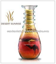Sunrise Sand Bottles - Glass Crafts & Sand Art