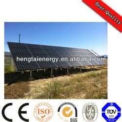61215 TUV CE solar panel