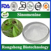 Pure Sinomenine CAS 115-53-7