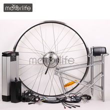 MOTORLIFE HOT SALE Direct factory supply CE ROHS pass electric bicycle hub motor kit