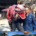 realistischen dinosaurier kostüm anzug zum verkauf